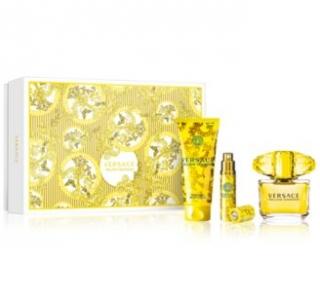 Versace Yellow Diamond 3pc Gift Set