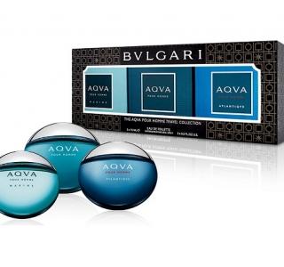 Gift Bvlgari Aqva 3pc 2