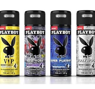 Body Mist Playboy for men