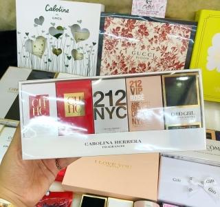 Gift Carolina Herrera mini 5pc