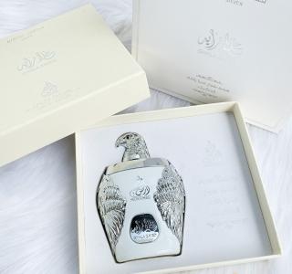 Ghala Zayed Luxury Silver