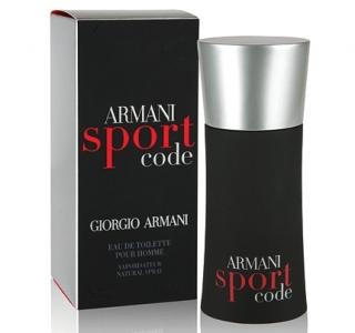 Armani Code Sport for men