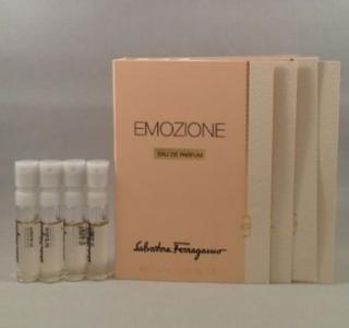 Emozione Eau de parfum Vial