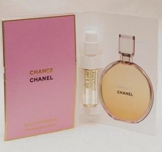 Chance Eau de parfum vial